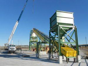 St. Joseph, MO Barge Unloading Project